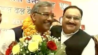 Trivendra Singh Rawat elected as BJP Legislative Party Leader, to take oath as Uttarakhand CM tomorrow, All you need to know about him