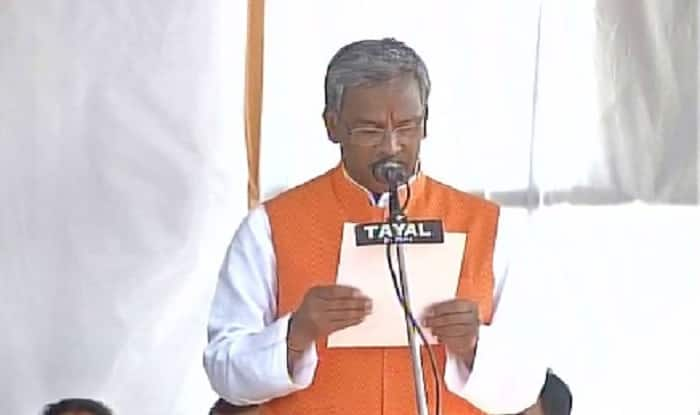 Trivendra Singh Rawat takes oath as Uttarakhand CM: List of ministers in his Cabinet