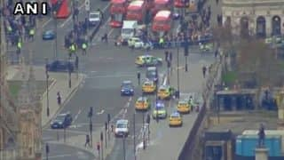 UK Parliament shooting highlights: 5 dead, 40 injured in London terrorist attack; armed police raid a house in Birmingham