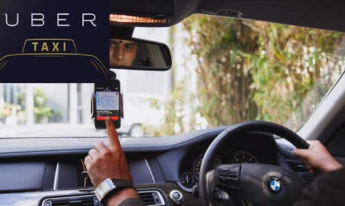 A drunken detector taxi from Uber!