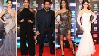 Zee Cine Awards 2017 red carpet: Salman Khan, Anushka Sharma, Urvashi Rautela, Disha Patani and Sunny Leone make sizzling appearances!