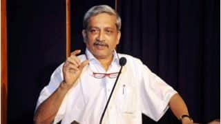 Manohar Parrikar appointed as Goa chief minister, Governor gives 15 days to prove majority
