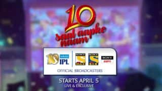 VIVO IPL 2017 theme song celebrates 10 years of Indian Premier League! Watch Official Anthem video