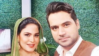 Veena Malik's husband Asad Khattak wants to reconcile with actress post divorce