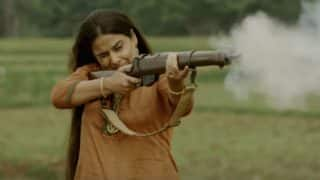 Do you know Begum Jaan Vidya Balan learnt to shoot a rifle in 10 days?
