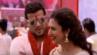 Yeh Hai Mohabbatein 16 March 2017 written update, full episode: Trisha tries to sneak out information from Ishita under the influence of Bhang!