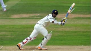 56 टेस्ट, 6 साल बाद वापसी करने वाले अभिनव मुकुंद जीरो पर आउट