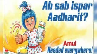 Aadhar Card from unique identity to cliché pun jokes: Amul ads to Sakshi Dhoni, everyone raving about UIDAI