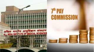 7th Pay Commission: 90 surgeries postponed at AIIMS as 5,000 nurses go on strike for pay hike