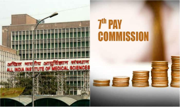 aiims-7th-pay-commission
