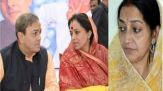 UP Assembly Election Results 2017: Garima Singh, estranged spouse of Congress MP Sanjay Singh all set to defeat his current wife Amita Singh