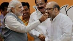 Uttar Pradesh CM race: Amit Shah to meet Prime Minister Narendra Modi, RSS chief; 10 updates
