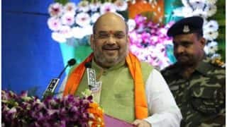 Parivartan Sankalp rally: Amit Shah's two-day visit of Tripura to begin today