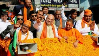 Amit Shah to launch BJP's expansion drive from West Bengal's Naxalbari today