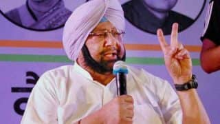 Punjab CM Amarinder Singh Recommends Death Penalty For Drug Peddlers, Smugglers