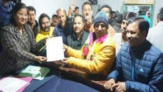 Uttarakhand Assembly Elections 2017: BJP's Puran Singh Fartyal defeats Congress candidate Kushal Singh from Lohaghat seat in repolling