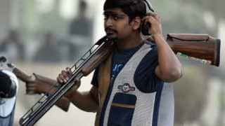 Indian Shooter Ankur Mittal Wins Double Trap Silver at ISSF World Cup