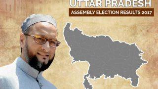 UP Polls: AIMIM fails to open its account in Hindi heartland