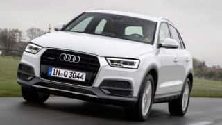Audi launches updated Q3 with price starting at INR 34.2 lakh