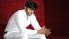 Actor Karanvir Bohra meets with an accident while shooting for a film based on Rajiv and Sonia Gandhi's love story
