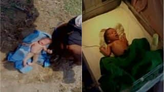 Odisha: New-born girl rescued after being buried alive by parents