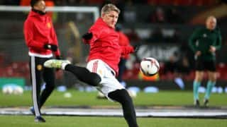 Bastian Schweinsteiger signs for MLS side Chicago Fire from Manchester United