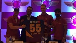 IPL 2017: Rising Pune Supergiant welcome Ben Stokes with jersey number 55