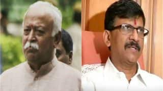 Shiv Sena's 'Mohan Bhagwat for President' quip is just to put BJP in tight spot