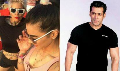 When Sapna Bhavnani abused Salman Khan and called him a monkey!