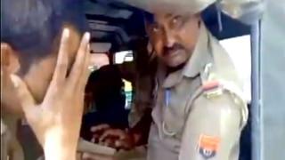 Uttar Pradesh: 3 cops caught drinking beer on duty in Etawah suspended [Watch Video]