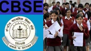 CBSE Class 12 Chemistry Board Paper expected to be easy, teachers ask students to remain calm