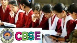 cbse.nic.in CBSE 12th Results 2017 out: Past trends and statistics for CBSE 12th Results