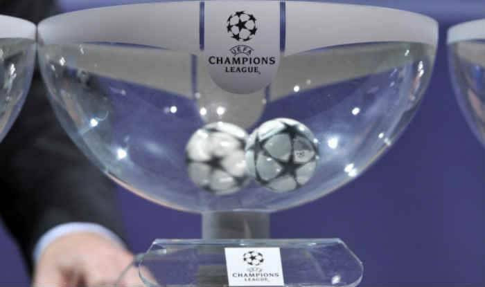 Champions League Draw Live Streaming Follow The Last Eight Draw Of