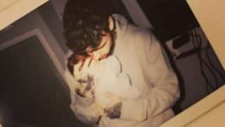 Cheryl and 'One Direction' partner Liam Payne become parents, share news with Instagram picture of baby boy