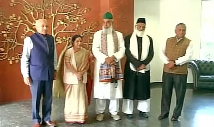 Nizamuddin Dargah clerics who went missing in Pakistan  meet EAM Sushma Swaraj  (File Image)