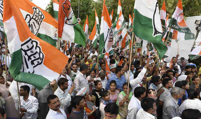 Congress leaders wants no alliance with Samajwadi Party, wants to contest elections alone