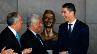 Madeira airport renamed after Cristiano Ronaldo in Portugal