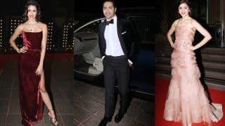 Hello Hall of Fame Awards complete winners list: Varun Dhawan adjudged Most Popular, Disha Patani gets Fresh Face of the Year award