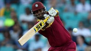 Dwayne Smith bids adieu to international cricket