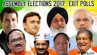 Assembly Election Exit Poll Results 2017 at AAJ TAK: Watch here