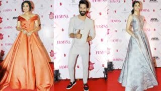 Shahid Kapoor, Diana Penty and Swara Bhaskar dazzle at the Nykaa Femina Beauty Awards 2017