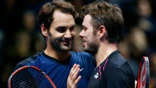 Stan Wawrinka calls Roger Federer an 'A*****E' Live on TV