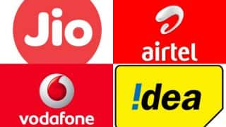 Reliance Jio, Airtel, Vodafone and Idea presents 'free unlimited data' offers: Compare Plans & New Terrif Rates from Mobile Operators