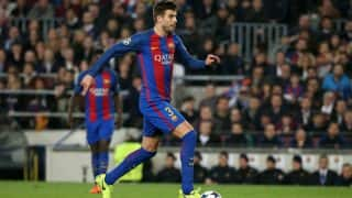 Gerard Pique plans World Cup in Tennis; Novak Djokovic, Rafael Nadal and Andy Murray back the footballer
