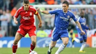 Frank Lampard calls Steven Gerrard the best midfielder he has faced, says