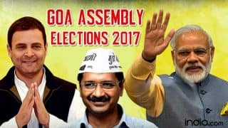 Goa Assembly Election Results 2017 early trends: Congress & BJP stand neck and neck, AAP wins no seats