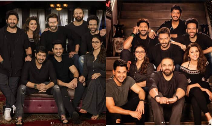 The cast of 'Golmaal Again' looks refreshing in the first look