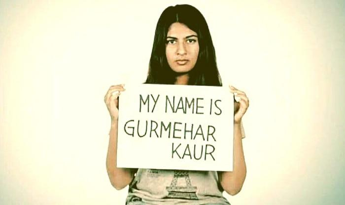 गुरमेहर कौर (फाइल फोटो)