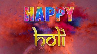 Happy Holi 2018: Amitabh Bachchan, Ayushmann Khurrana, Priyanka Chopra Wish Fans
