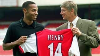 Thierry Henry to replace Arsene Wenger as Arsenal boss?